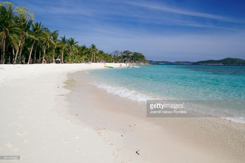 Malcapuya Island Coron Palawan