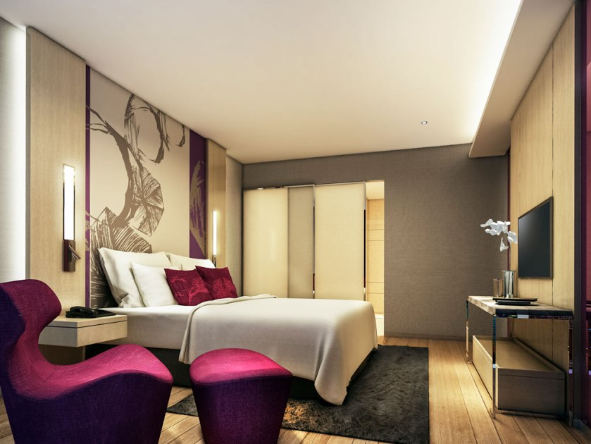 Novotel Manila Room 2