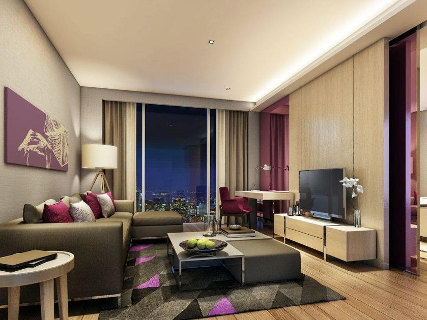 Novotel Manila Room 3