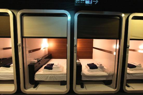 001 HOTEL First Cabin Haneda Terminal 1