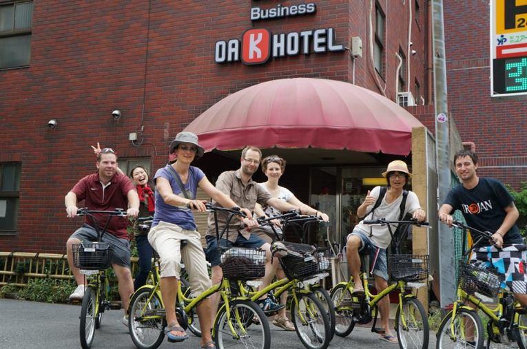 001 HOTEL Oak Hotel