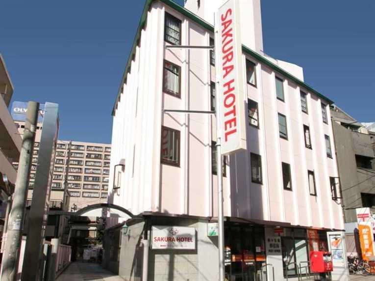 001 HOTEL Sakura Hotel Hatagaya