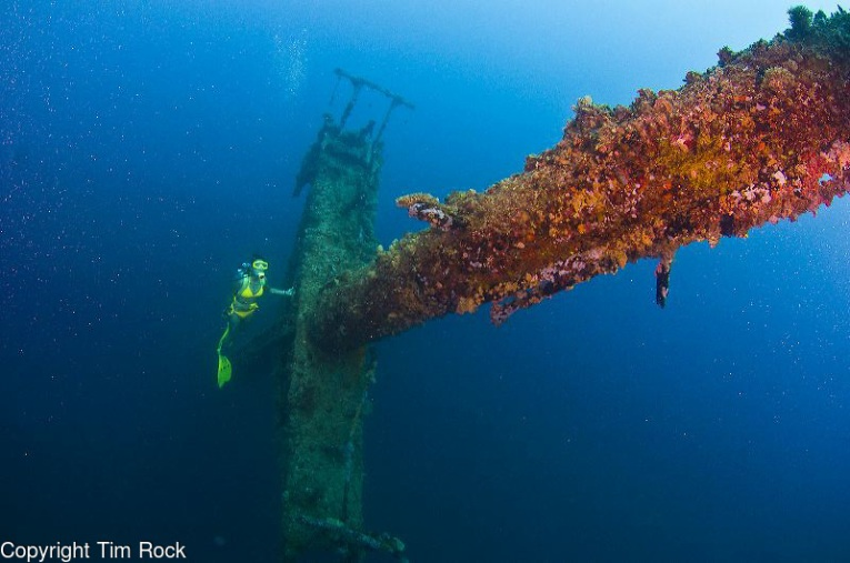 001 Ship Wrecks from WWI and WWII