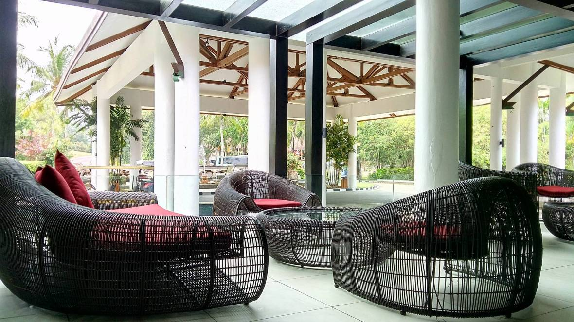 Bintan Lagoon Resort - Lobby
