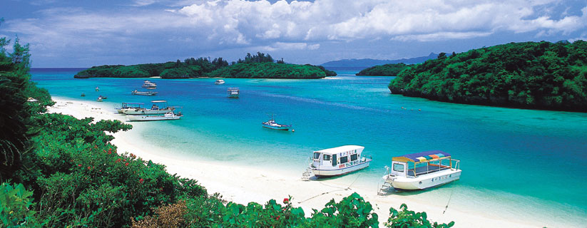 Kabira Bay, Ishigaki Island Japan 1