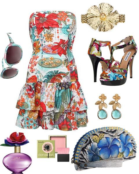 Summer Garden Party Outfit