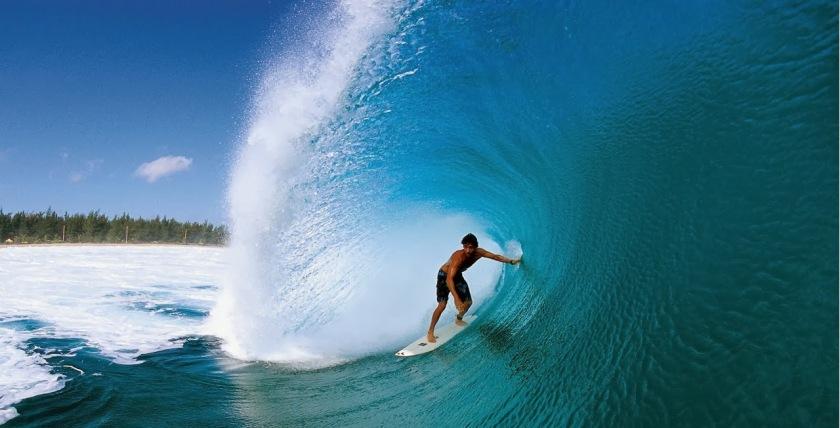 Surfing Photo Main