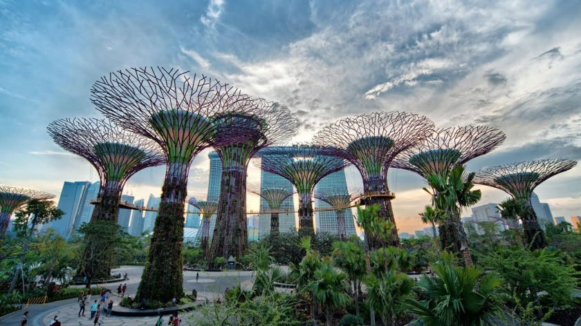 1 Gardens by the Bay