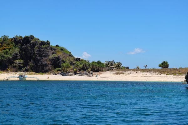 Target Island, Bulalacao, Oriental Mindoro