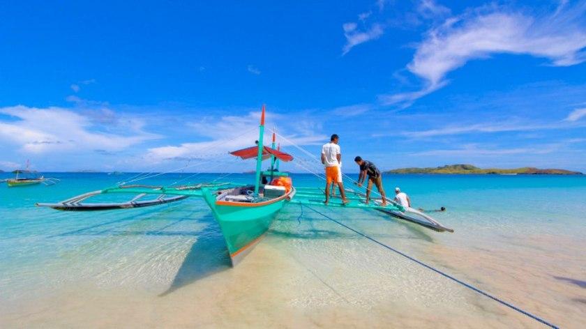 Calaguas Island Boats
