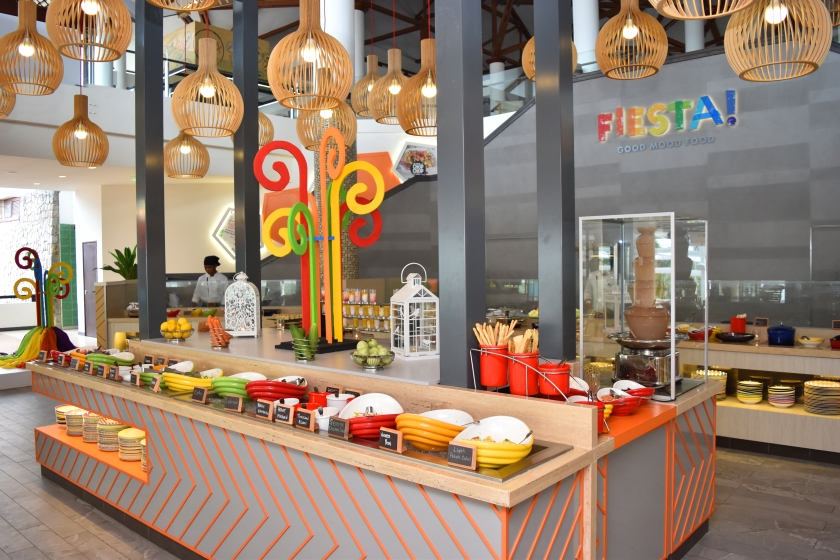 Bintan Lagoon Resort - Fiesta Restaurant Photo