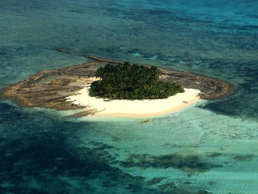 Calicoan Island in Samar