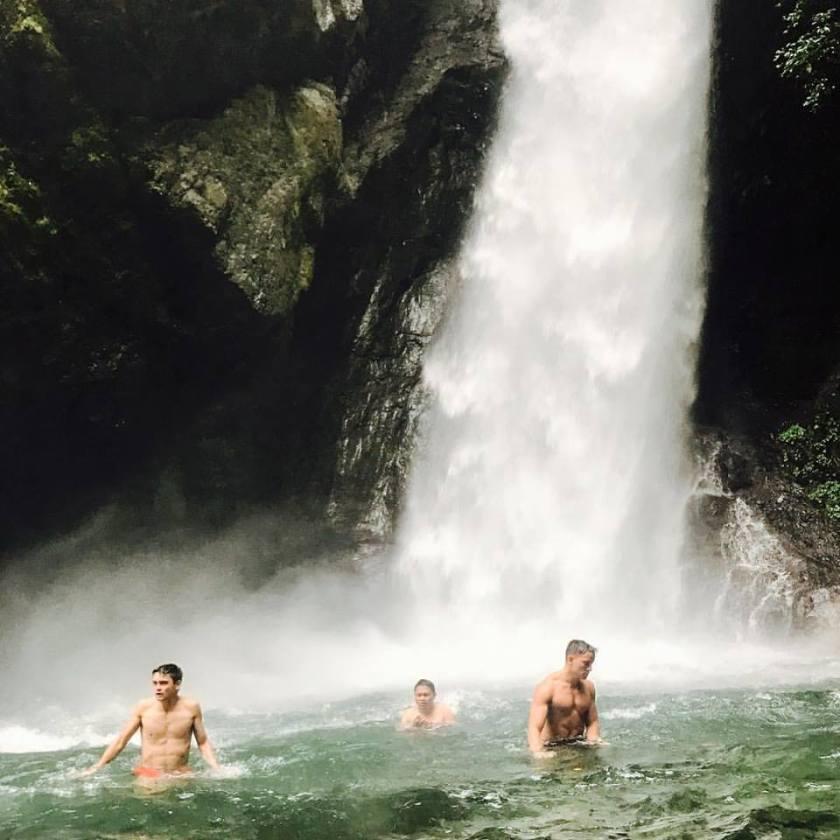 Ditumabo Falls in Aurora
