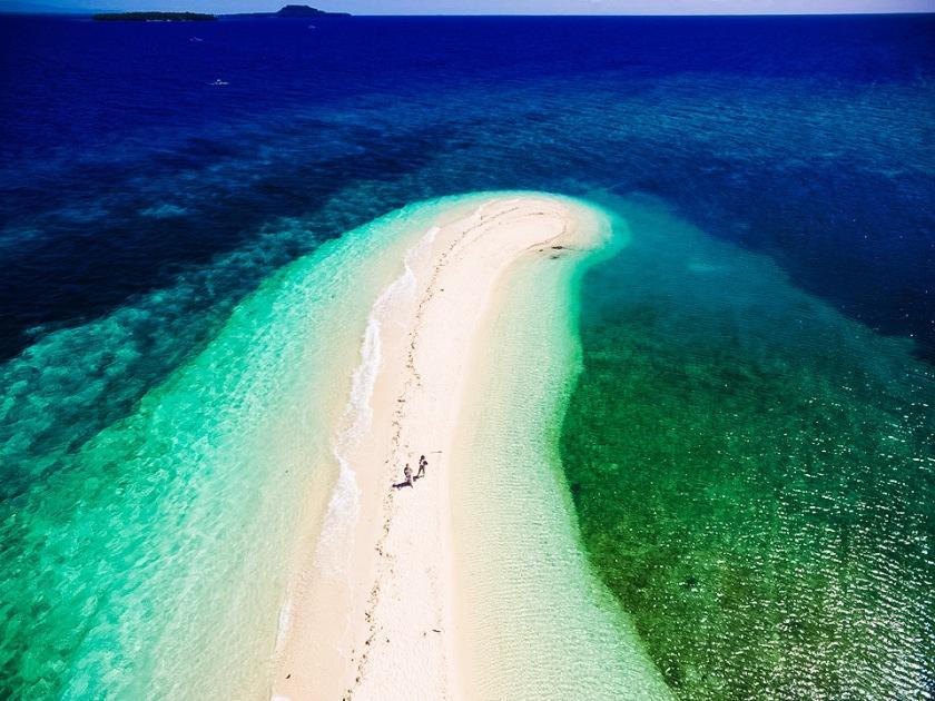Cuatros Islands in Leyte