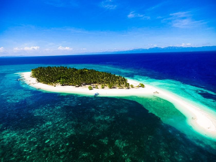 Cuatros Islas in Leyte Stunning Photo