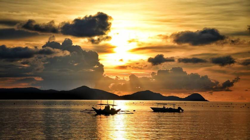 neilcardanosun sets in Ginto Island! Linapacan, Palawan