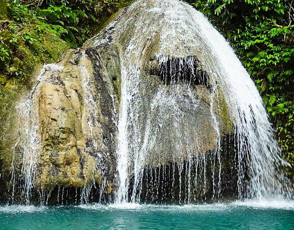 Lumbia Falls in Romblon