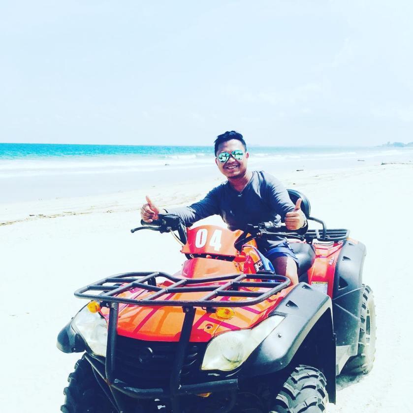 ATV at Bintan Lagoon Resort