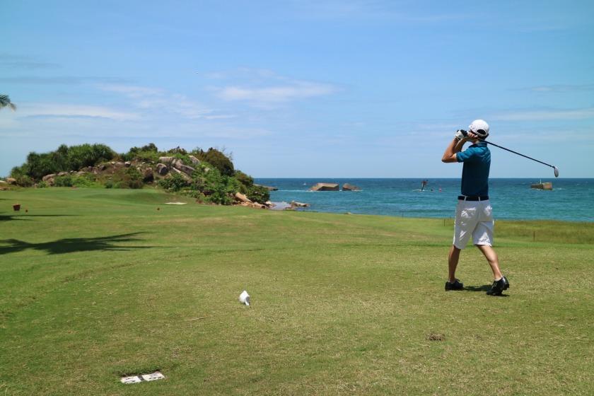 Golf at Bintan Lagoon Resort