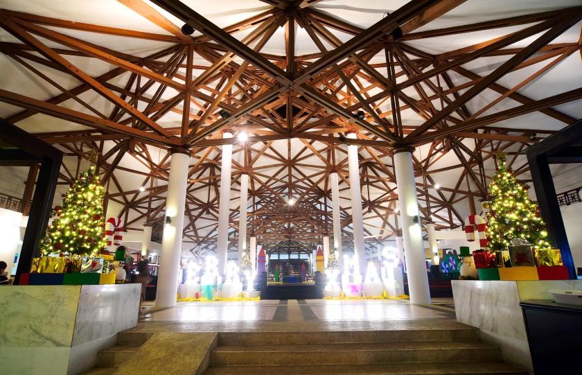 Christmas at Bintan Lagoon Resort