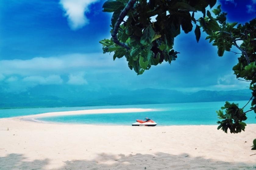 Malalison Island in Antique beautiful