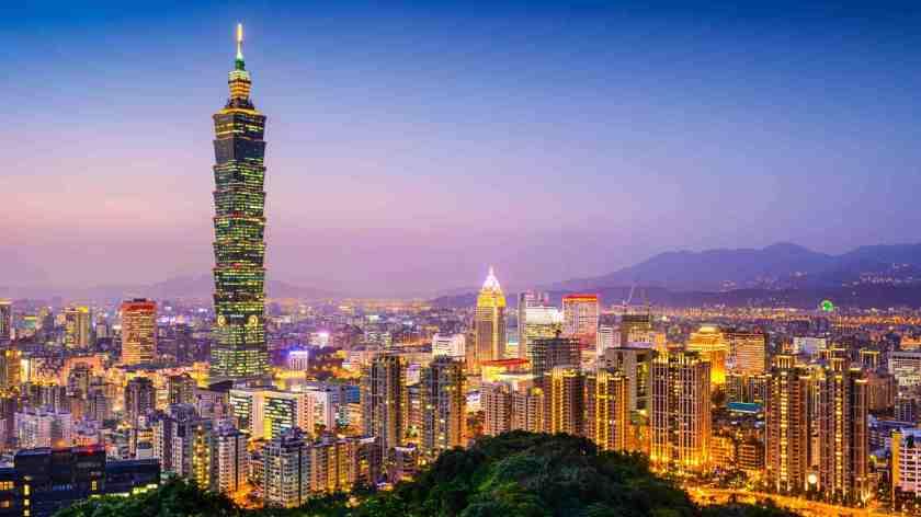 Taiwan - Taipei 101 featured
